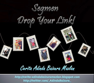 Segmen Drop You Link by Adinda Baizura Mazlan