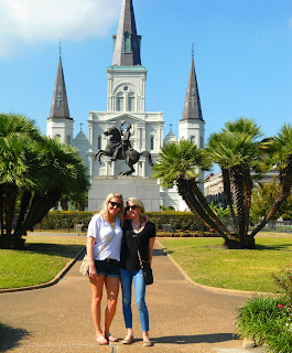 New Orleans, vacation
