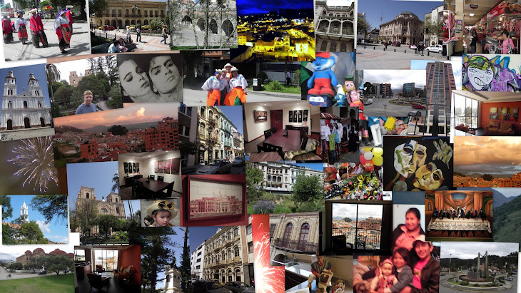 2012 Cuenca Perspectives Collage