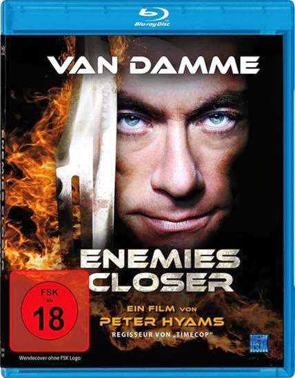 Enemies Closer 2013 720p BluRay Hindi Dubbed Dual Audio 800mb