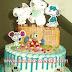 Kue Ulang Tahun Snoopy K.052