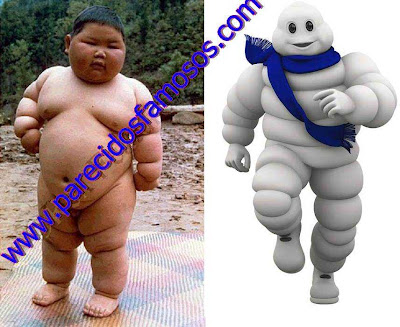 Michelin con otro Michelin