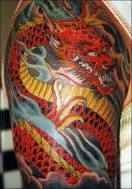 tatuajes de dragones asiaticos