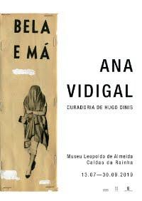ANA VIDIGAL | BELA E MÁ (SOLO SHOW)