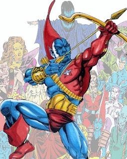 Marvel Comics Yondu image