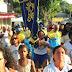 Bloco dos Bantos, liderado por uma evangélica, festeja costumes africanos e brasileiros, em Campo Grande