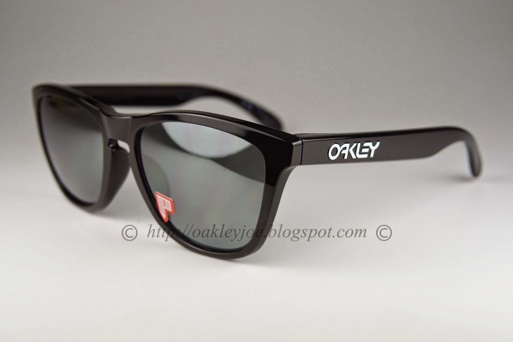 2e3b45d385e Oakley Frogskins (asian Fit) Oo9245-02 Polished Black black Iridium ...