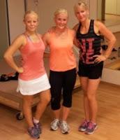 Ellen, Anna och Elin