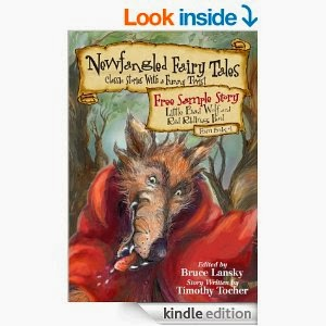 Fairy Tale - Little Bad Wolf