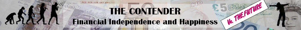 THE CONTENDER | Financial Independence and Seeking Happiness