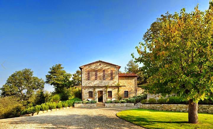 fabulous country villa/ lulu klein