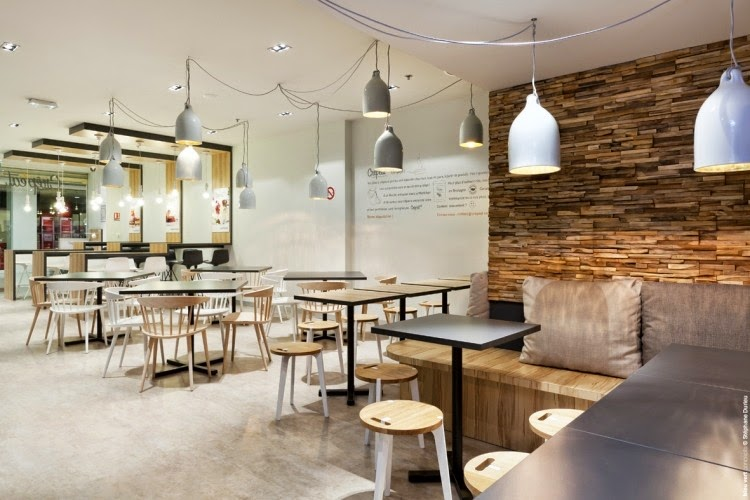 Restaurant Wall Cladding : Exclusive wooden wall panels and d paneling