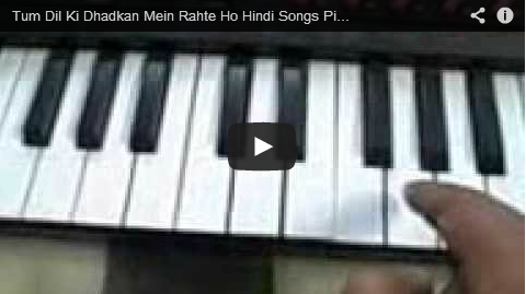 Hum honge kamyab ek din piano notes
