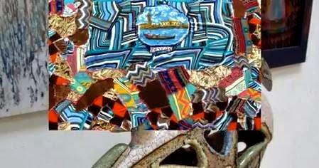 Искусство украшать. Фотофрагмент видео. Автор фото председатель НСНБР А.Г.Огнивцев