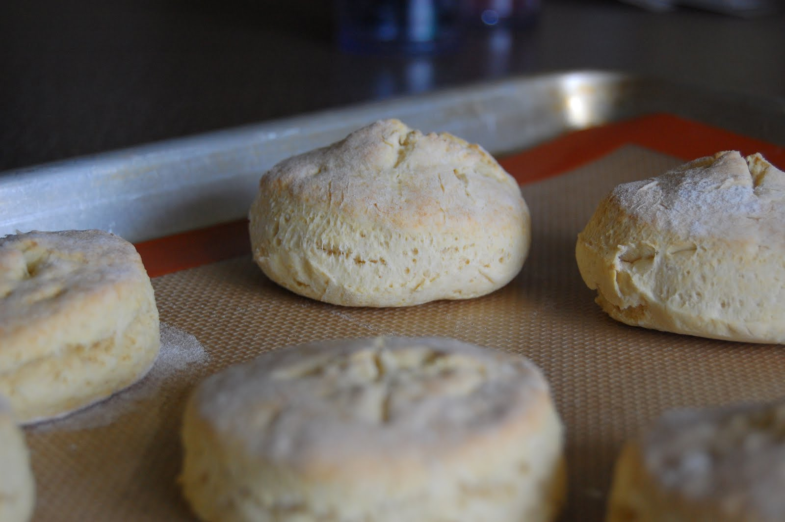 Kitchen Curiosities and more...: Irish Soda-Bread Biscuits