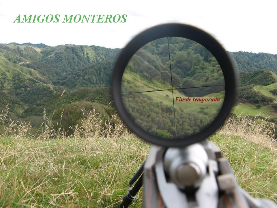 AMIGOS MONTEROS
