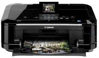 Canon PIXMA MG6120 Driver Free Download