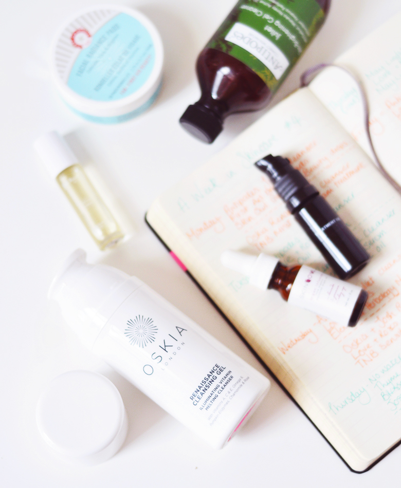 A Week In Skincare: Part 4