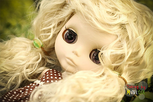 cute pictures of dolls