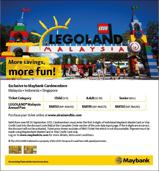 Legoland tickets can be expensive, but there are frequent promotions, coupons, and other ways to get a Legoland ticket discount. Check below for the latest Legoland admission discounts.