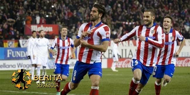 Atletico Kembali Lebih Perkasa ketimbang Real Madrid