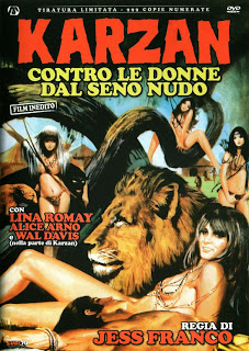 The Lustful Amazons 1974
