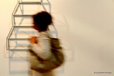 At the International Contemporary Art Fair of Rio de Janeiro (ArtRio) 2011.