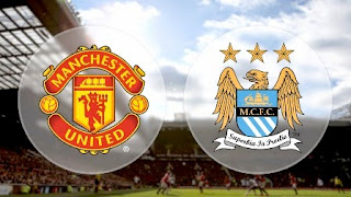 Susunan Pemain Manchester United vs Manchester City