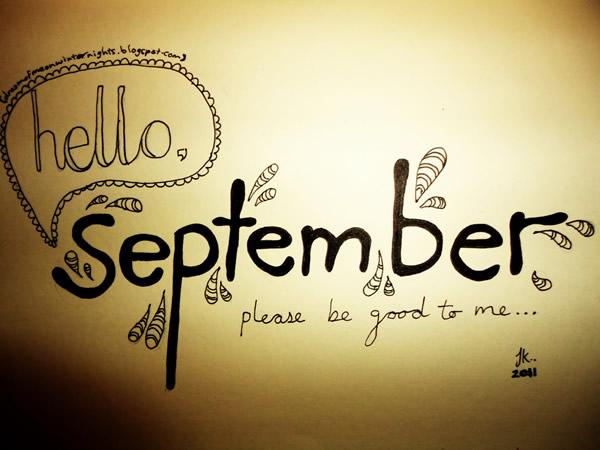 Chào tháng 9
