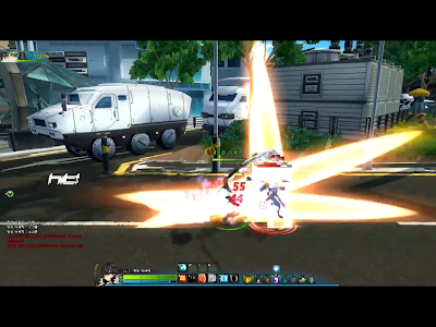 Closers Online - Combat 1