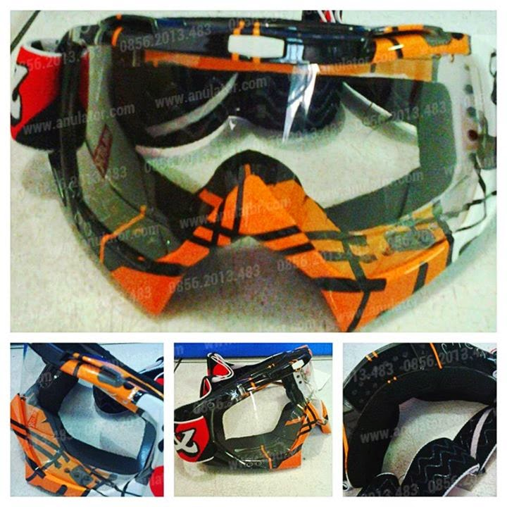 Goggle X-Lab Orange BW