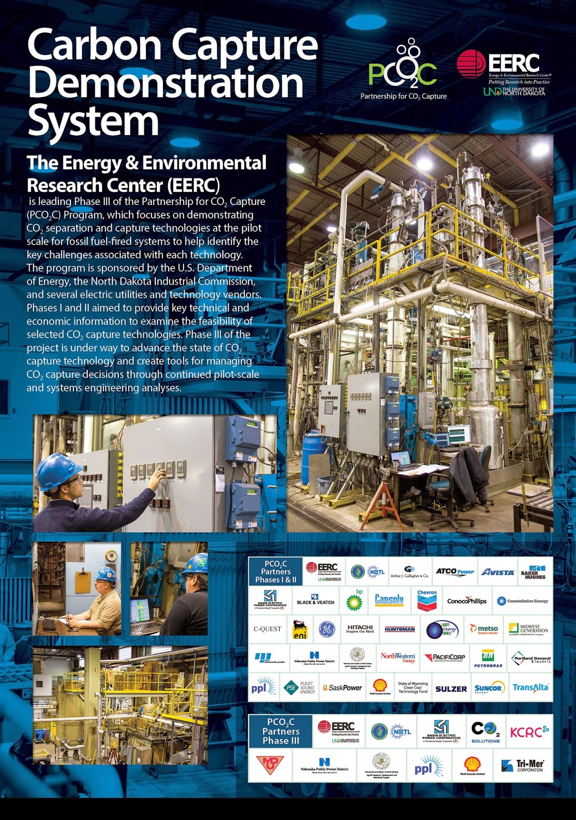 Carbon Capture Demonstration System