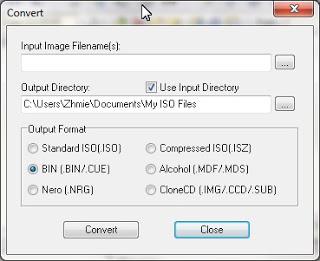 Cara Mengconvert File Virtual Disk Image menggunakan UltraISO