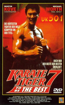 Karate Tiger 7 – Is the Best