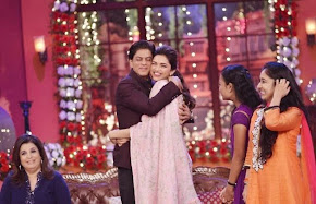 Happy New Team on Comedy Nights With Kapil