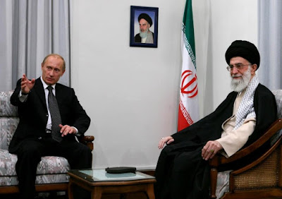 Putin and Ayatollah