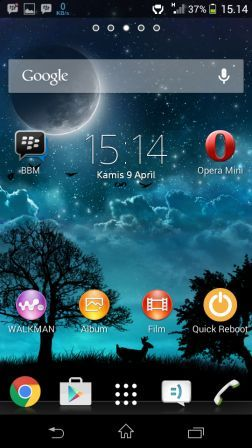 Dream Night Pro Live Wallpaper Terbaru