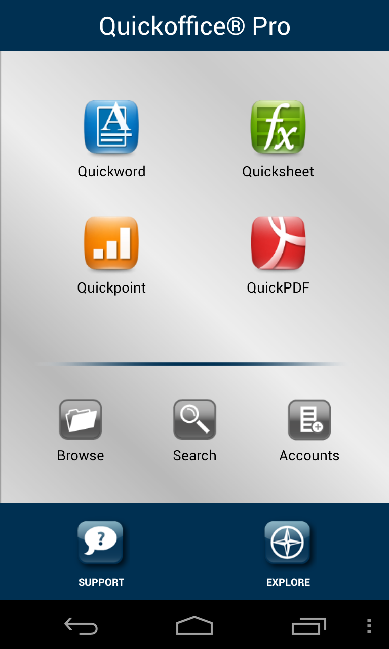 Using your Android for Office Documents ~ Android Coliseum