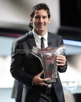messi best europe player