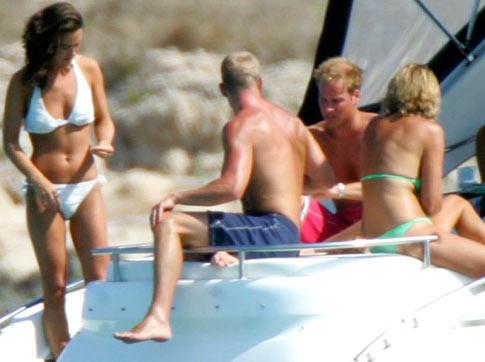 pippa middleton bikini. of Pippa Middleton bikini