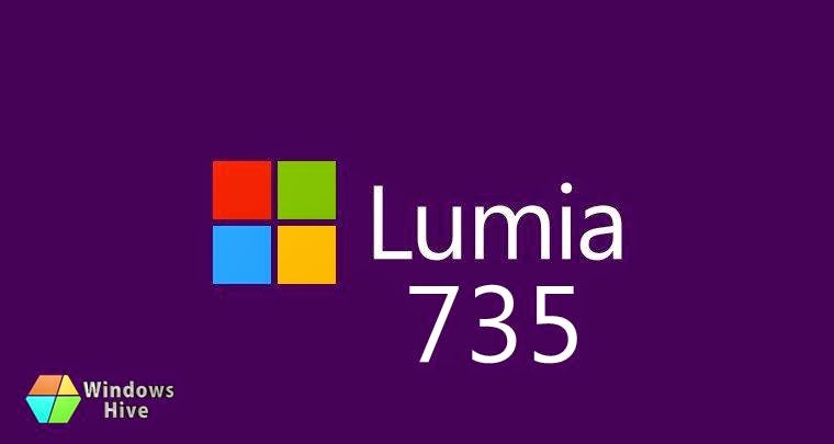 Lumia, Lumia735