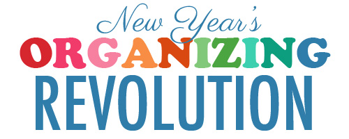 Organize resolution