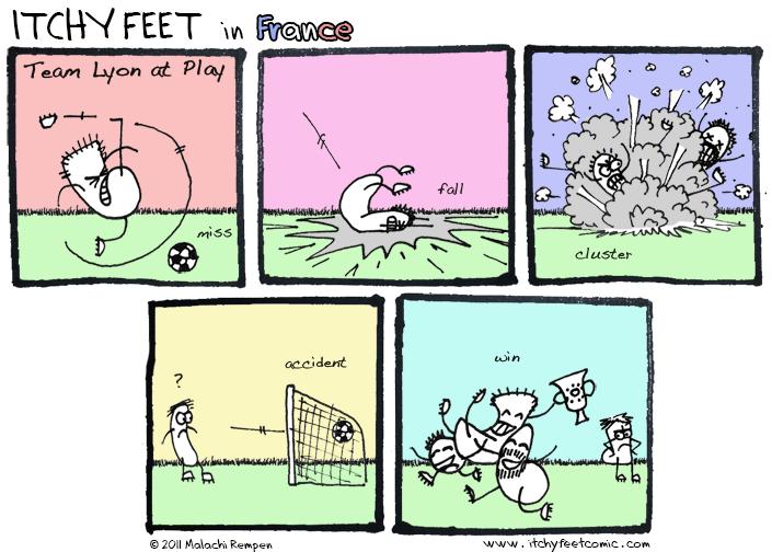lyon soccer team