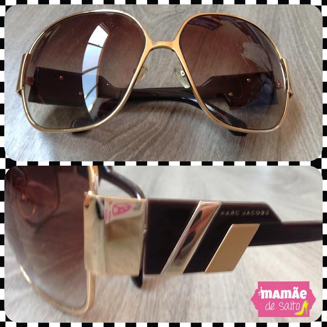 óculos de sol marc jacobs blog mamãe de salto ===> todos os direitos autorais reservados para blog Mamãe de Salto