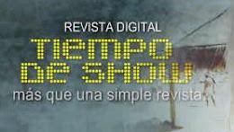 REVISTA TIEMPO DE SHOW