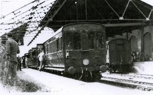 Special in Gosport 1958