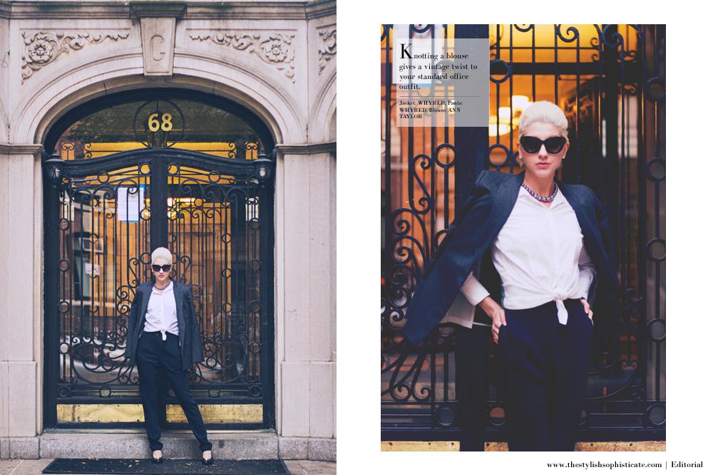 audrey hepburn, workwear, fashion, nyc fashion stylist, styling, wardrobe stylist, fashion blog, style blog, personal style, fashion inspiration, fashion editorial, texas blog, austin texas, atx, new york, vintage fashion, blazer, LBD, breakfast at tiffany's, outfit