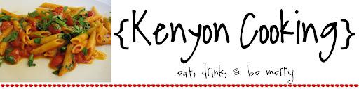 Kenyon Cooking