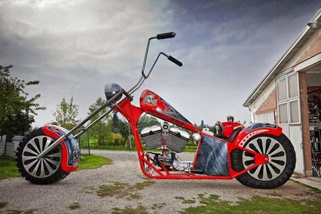 Largest bike