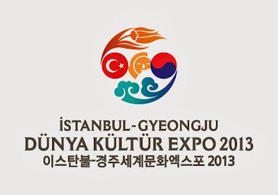 İstanbul - Gyeongju Dünya Kültür Expo 2013